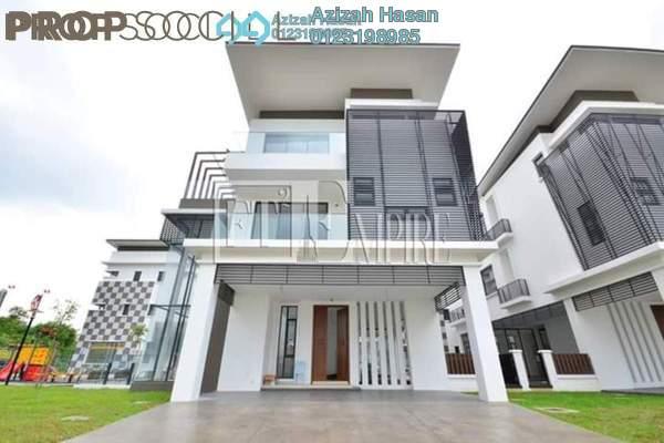 For Sale Bungalow at Residence 33, Kota Kemuning Leasehold Unfurnished 7R/10B 4m