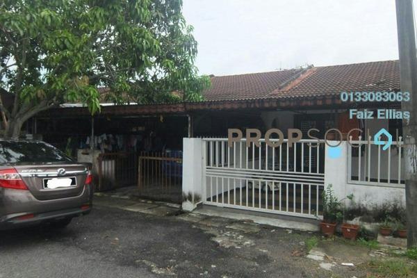 For Sale Terrace at Persiaran Hamzah Alang, Kapar Freehold Semi Furnished 3R/1B 210k