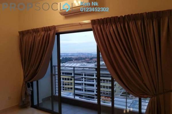 For Rent Condominium at Setia Walk, Pusat Bandar Puchong Freehold Semi Furnished 2R/2B 1.7k