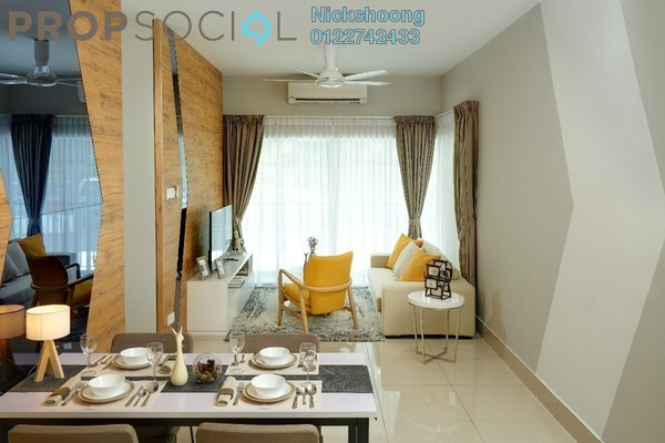 For Sale Condominium at Razak City Residences, Sungai Besi Leasehold Unfurnished 2R/2B 358k