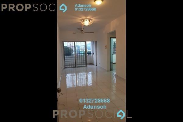 For Sale Apartment at Suria KiPark Damansara, Kepong Freehold Semi Furnished 3R/2B 370k