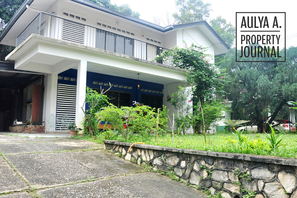 For Rent Bungalow at Jalan Meru Selekoh, Taman Desa Freehold Fully Furnished 3R/2B 3.5k