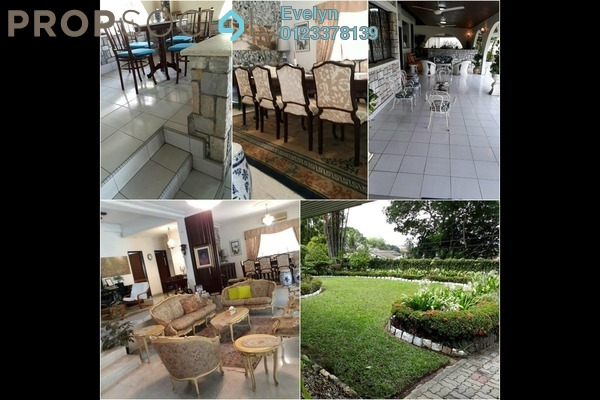 For Sale Semi-Detached at Section 16, Petaling Jaya Freehold Fully Furnished 7R/0B 4.2m