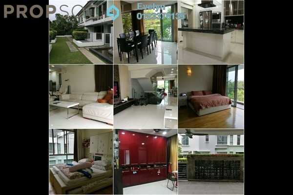 For Sale Superlink at Zenia, Desa ParkCity Freehold Fully Furnished 3R/5B 0translationmissing:en.pricing.unit