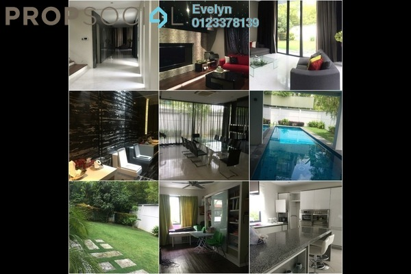 For Sale Bungalow at Damansara Villa, Damansara Heights Freehold Fully Furnished 4R/0B 9m