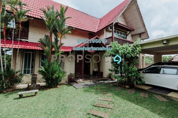 For Sale Bungalow at Pesisiran Residences, Kuantan Freehold Semi Furnished 6R/6B 1.2m