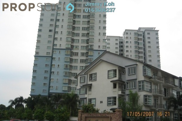 For Rent Condominium at Desa Impiana, Puchong Freehold Fully Furnished 3R/2B 1.25k