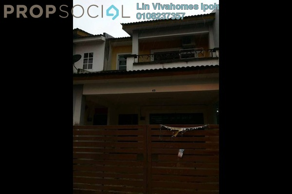 For Rent Terrace at Taman Pengkalan Utama, Ipoh Freehold Semi Furnished 4R/4B 850translationmissing:en.pricing.unit