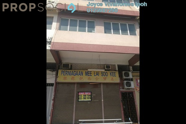 For Rent Shop at Taman Pasir Putih Selatan, Ipoh Freehold Unfurnished 0R/2B 1.5k