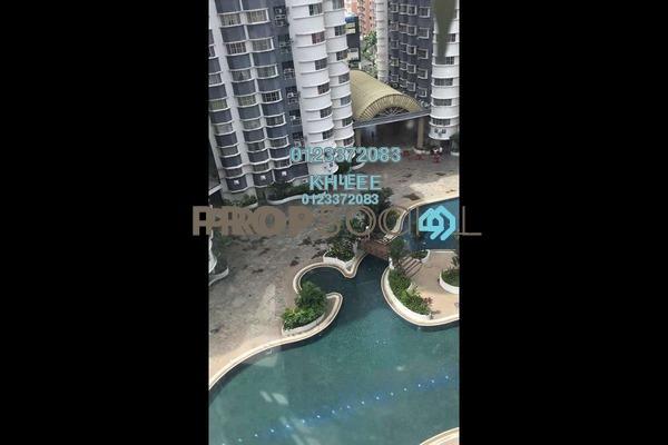 For Rent Condominium at Regensi, Klang Freehold Fully Furnished 3R/2B 1.3k