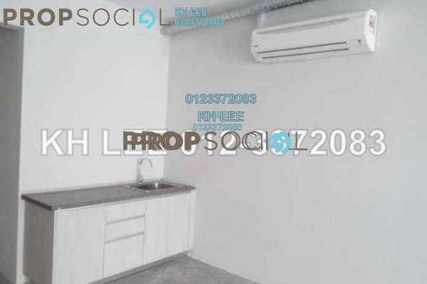 For Rent SoHo/Studio at i-City, Shah Alam Freehold Semi Furnished 0R/1B 850translationmissing:en.pricing.unit