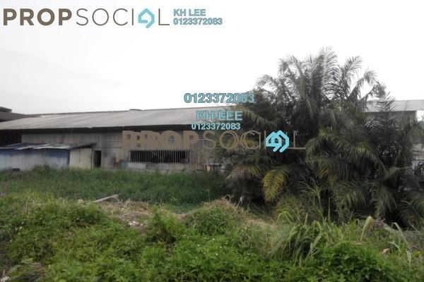 For Rent Factory at Taman Meru, Klang Freehold Unfurnished 0R/0B 4k