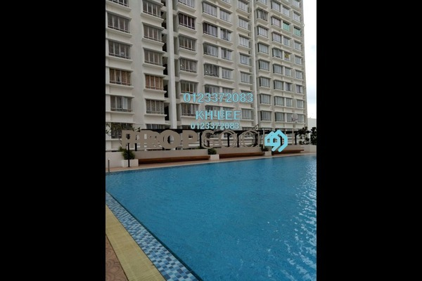 For Sale Apartment at Palm Garden Apartment, Klang Freehold Unfurnished 3R/2B 350k