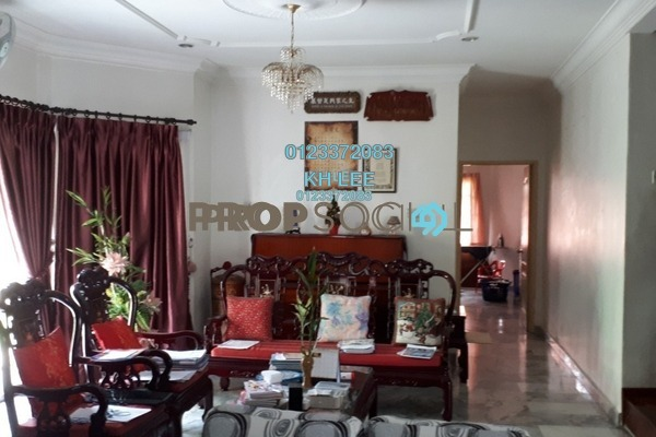 For Sale Bungalow at Taman Maznah, Klang Freehold Semi Furnished 5R/5B 1.5m