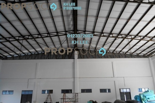For Sale Factory at Taman Meru Indah, Meru Freehold Unfurnished 0R/0B 6.8m
