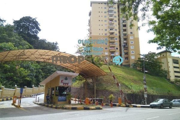 For Sale Condominium at Taman Cheras, Cheras Freehold Semi Furnished 3R/2B 295k