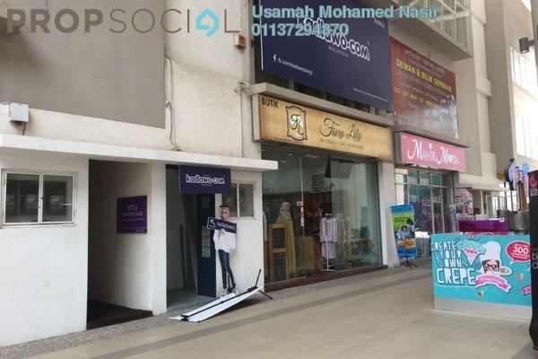 For Rent Shop at Bangi Gateway, Bandar Baru Bangi Freehold Unfurnished 0R/0B 7k