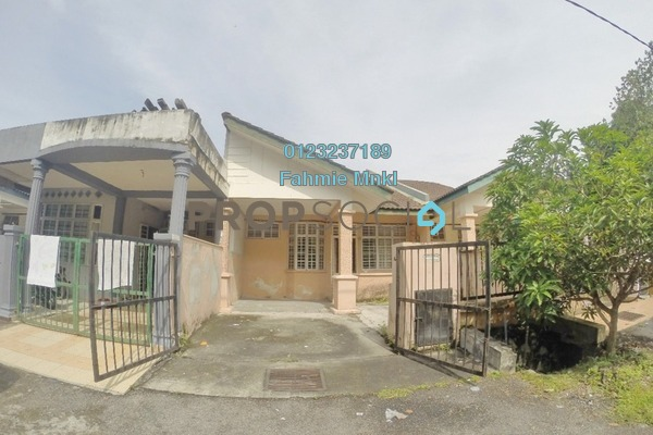 For Sale Terrace at Bandar Puncak Alam, Kuala Selangor Leasehold Semi Furnished 3R/2B 280k