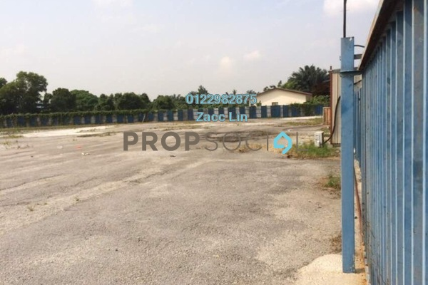 For Rent Land at Bukit Kemuning Industrial Park, Kota Kemuning Freehold Unfurnished 0R/0B 62.7k