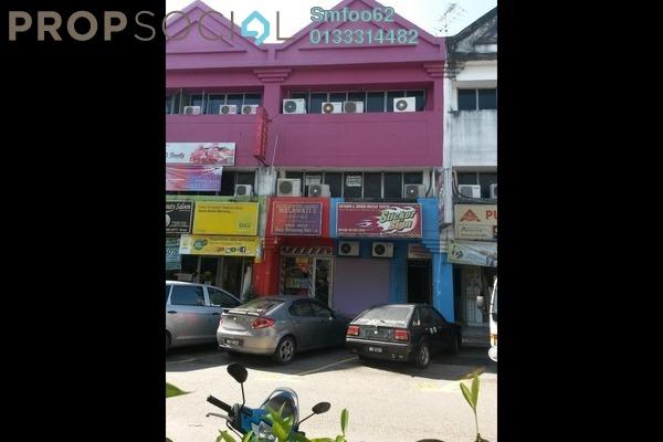 For Rent Shop at Taman Melawati, Melawati Freehold Unfurnished 0R/0B 7k