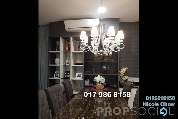 For Sale Condominium at Le Yuan Residence, Kuchai Lama Freehold Fully Furnished 3R/3B 1.15m