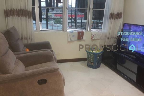 For Sale Apartment at Taman Bukit Indah, Ampang Freehold Unfurnished 3R/1B 300k