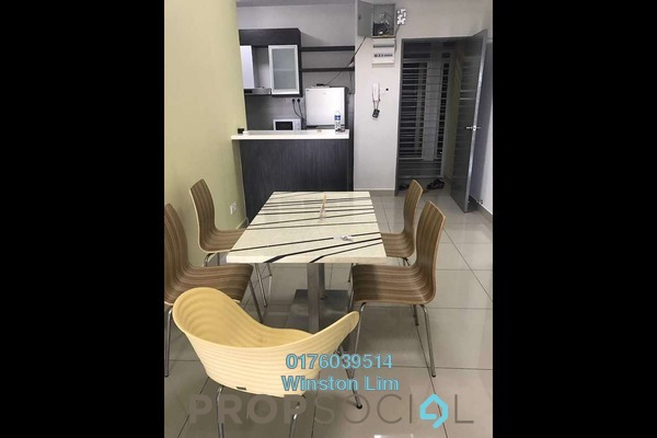 For Rent Condominium at D'Latour, Bandar Sunway Freehold Fully Furnished 3R/2B 2.8k