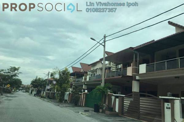 For Sale Terrace at Bandar Seri Botani, Ipoh Freehold Semi Furnished 4R/3B 370k