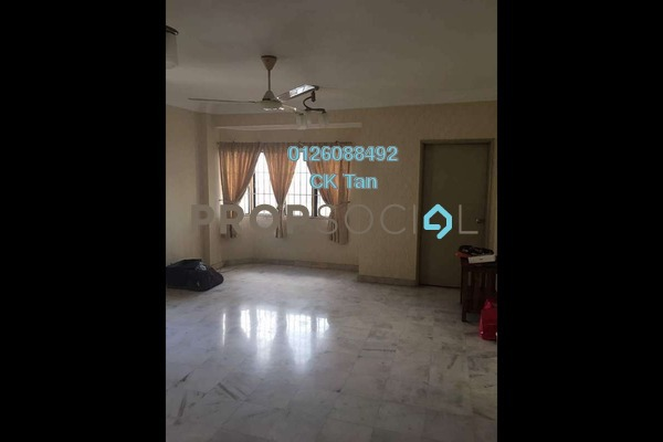 For Sale Condominium at Perdana Puri, Kepong Freehold Semi Furnished 3R/2B 345k