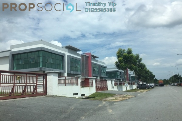 For Sale Factory at Bandar Teknologi Kajang, Semenyih Freehold Unfurnished 0R/0B 4.3m