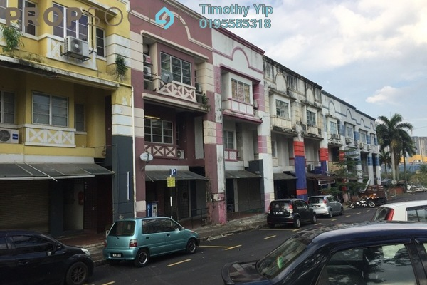 For Sale Shop at Desa Melawati, Melawati Freehold Semi Furnished 0R/0B 3.33m