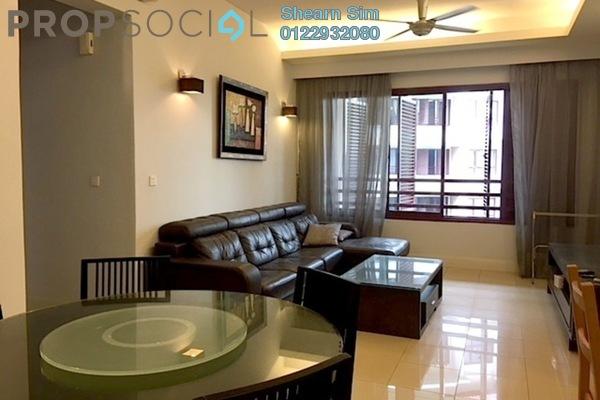 For Rent Condominium at Surian Condominiums, Mutiara Damansara Freehold Fully Furnished 3R/2B 2.5k