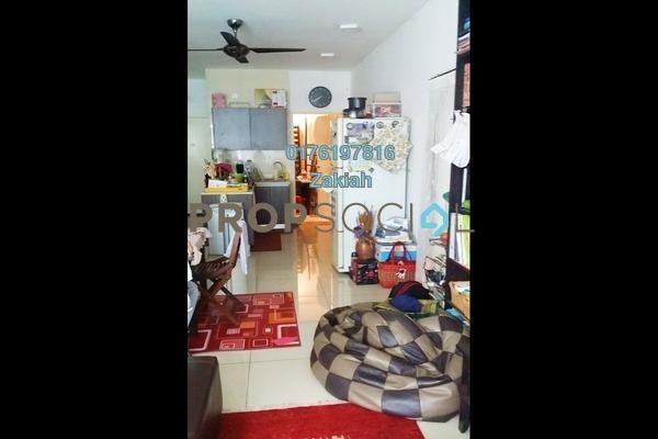 For Rent Condominium at Vista Alam, Shah Alam Freehold Semi Furnished 2R/2B 1.3k