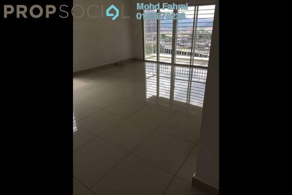 For Rent Condominium at Gaya, Melawati Freehold Semi Furnished 2R/2B 1.8k