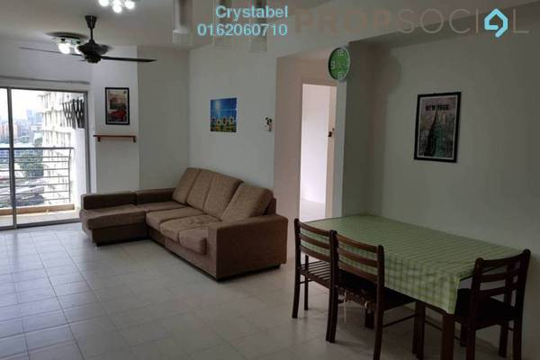 For Rent Condominium at Warisan Cityview, Cheras Freehold Fully Furnished 3R/2B 2.3千
