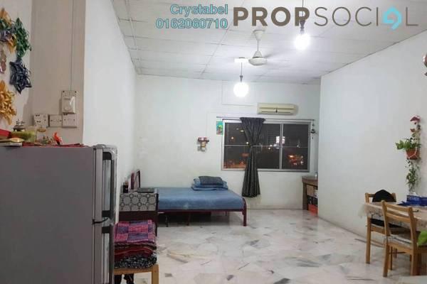 For Rent Condominium at Menara Seputih, Seputeh Freehold Fully Furnished 1R/1B 1.1k
