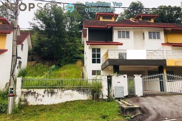 For Sale Semi-Detached at Taman Lestari Perdana, Bandar Putra Permai Freehold Unfurnished 3R/3B 780k