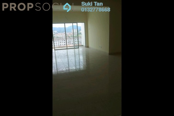 For Sale Condominium at Symphony Heights, Selayang Freehold Unfurnished 4R/3B 445k