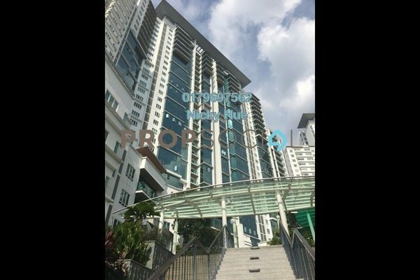 For Rent Condominium at Surian Residences, Mutiara Damansara Freehold Semi Furnished 1R/1B 2.5k