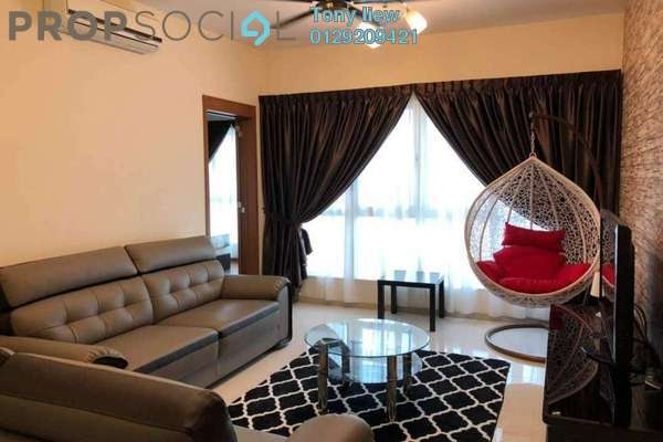For Rent Condominium at Titiwangsa Sentral, Titiwangsa Freehold Fully Furnished 3R/2B 3k