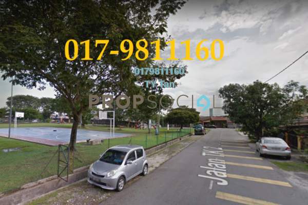 For Sale Terrace at Taman Kinrara, Bandar Kinrara Freehold Semi Furnished 4R/3B 690k