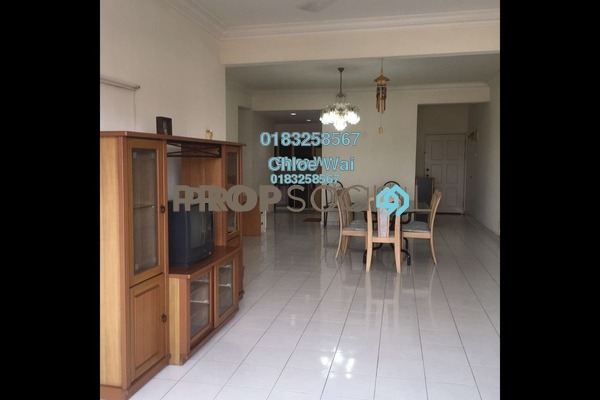 For Sale Condominium at Bukit OUG Condominium, Bukit Jalil Freehold Semi Furnished 2R/2B 380k