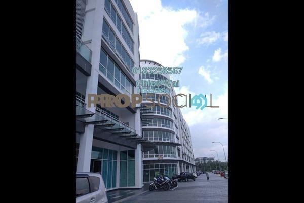 For Rent Shop at Ostia Bangi Business Avenue, Bandar Baru Bangi Freehold Unfurnished 0R/2B 17.5k