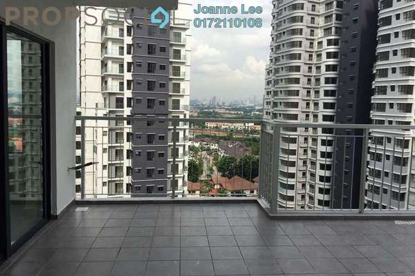 For Rent Condominium at Maisson, Ara Damansara Freehold Semi Furnished 3R/2B 2.2k