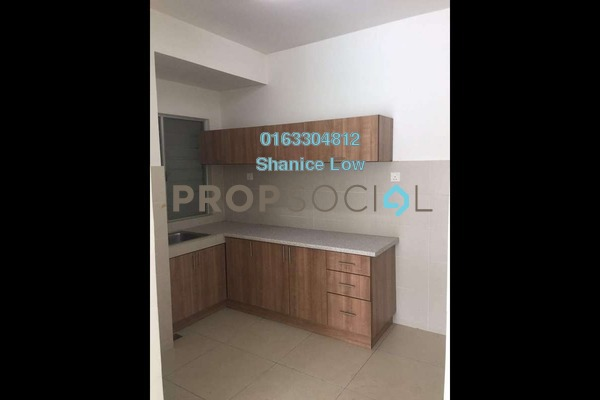 For Sale Condominium at Hijauan Puteri, Bandar Puteri Puchong Freehold Semi Furnished 3R/2B 428k