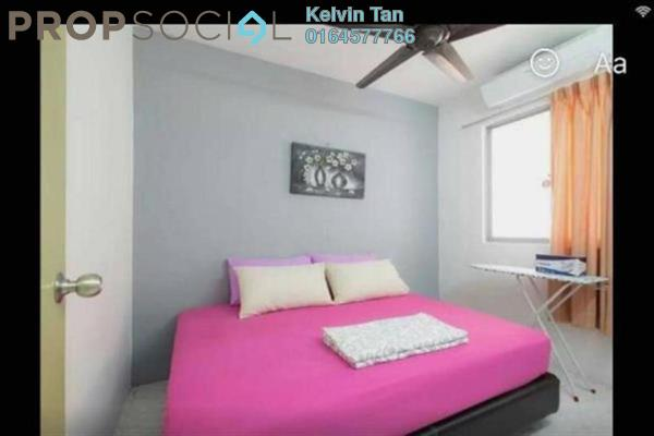 For Rent Apartment at Taman Kristal, Tanjung Tokong Freehold Fully Furnished 3R/2B 1.3k