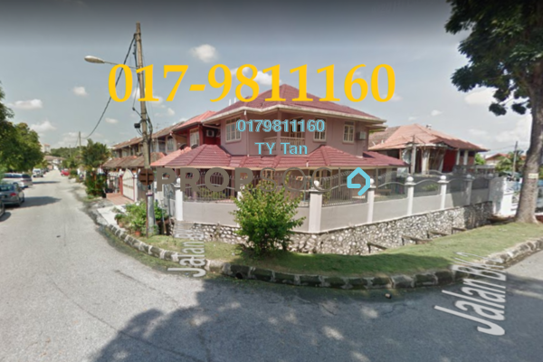 For Sale Terrace at BK2, Bandar Kinrara Freehold Semi Furnished 4R/3B 690k