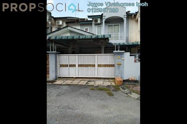 For Sale Terrace at Taman Pakatan Jaya, Ipoh Leasehold Unfurnished 3R/2B 260k