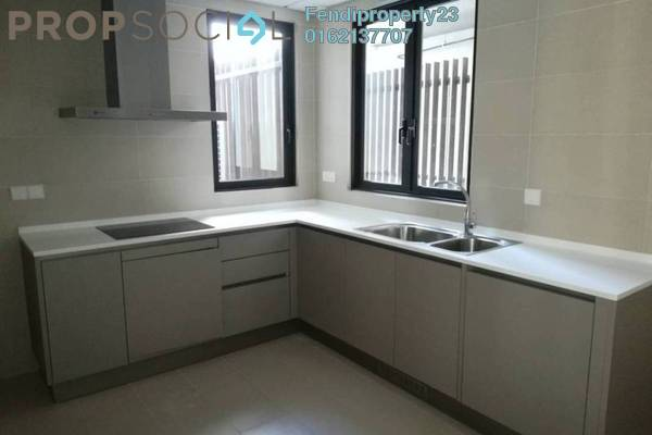 For Sale Condominium at Residensi 22, Mont Kiara Freehold Semi Furnished 4R/3B 1.64m