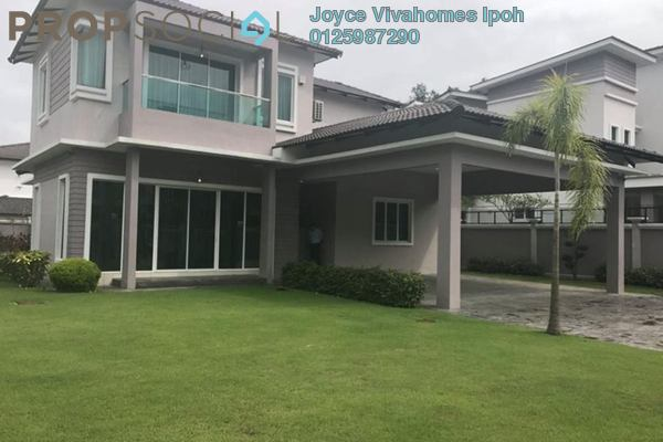 For Sale Bungalow at Meru Hills Bungalows, Ipoh Freehold Unfurnished 5R/5B 1.83m